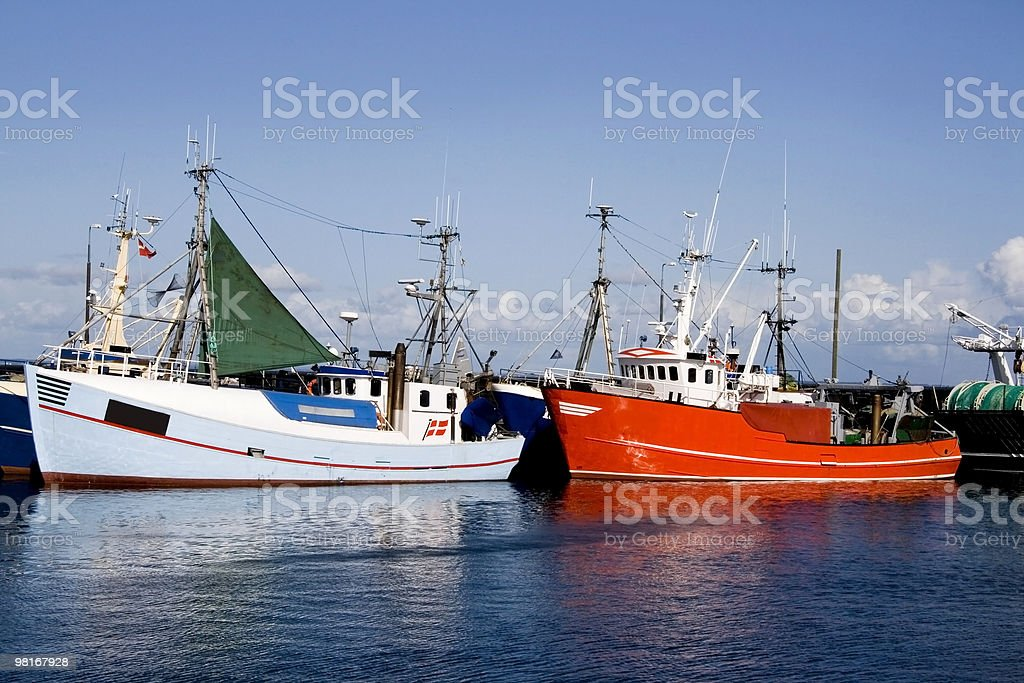 New and Old royalty-free stock photo