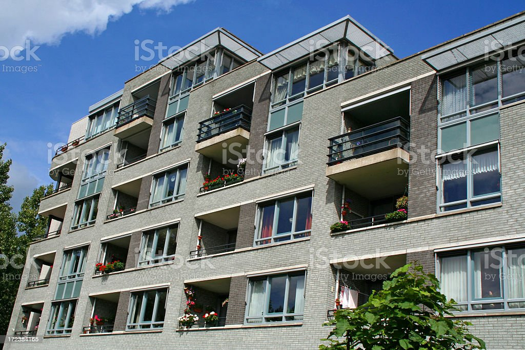 New apartments # 5 royalty-free stock photo