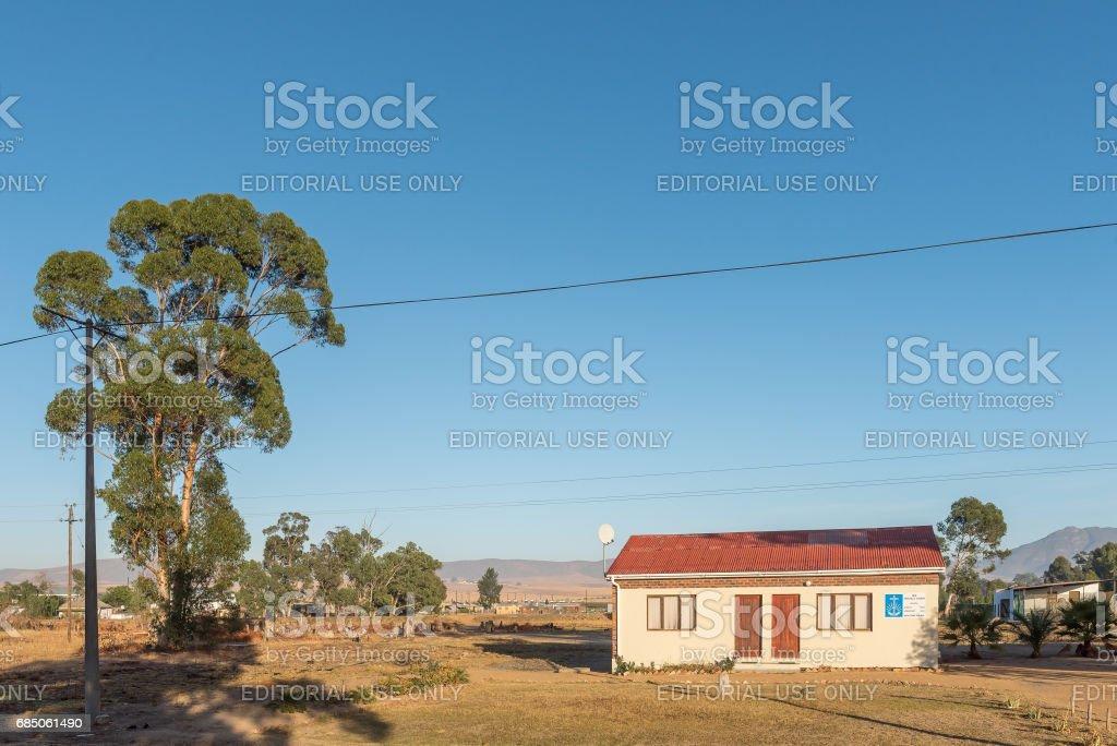 New Apostolic Church In Hermon Stock Photo - Download Image Now - iStock
