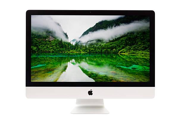 Neue Apple iMac 2012 – Foto