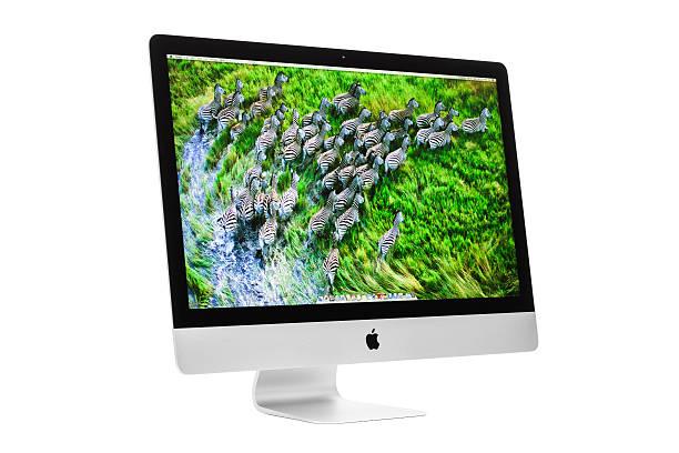 Neue Apple iMac – Foto