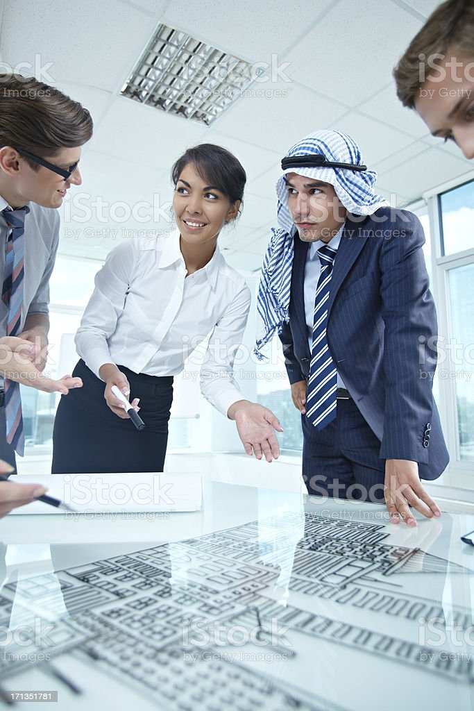 New architectural ideas royalty-free stock photo