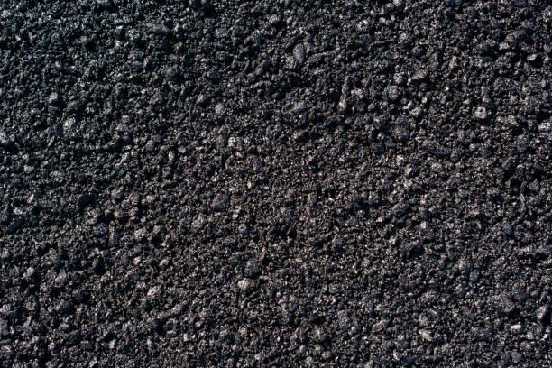 New asphalt tar abstract texture or background stock photo