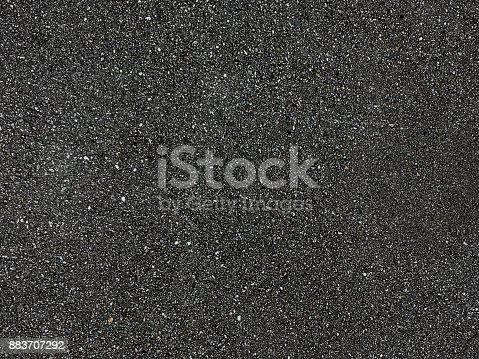 New asphalt textured background