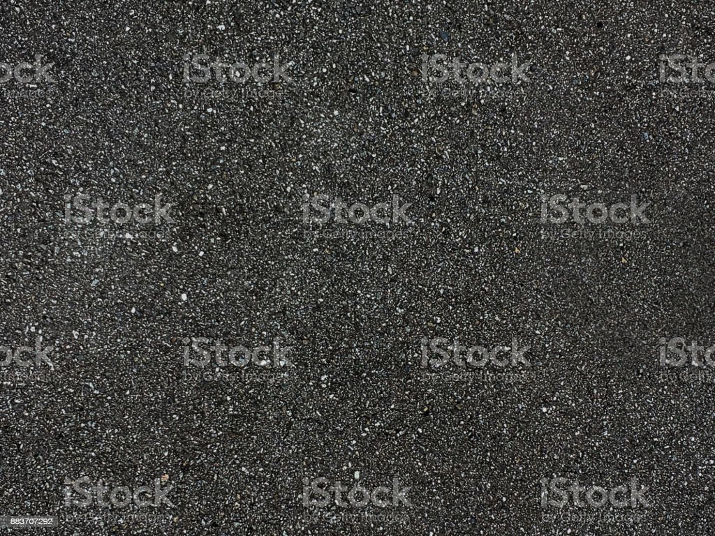New asphalt textured background stock photo