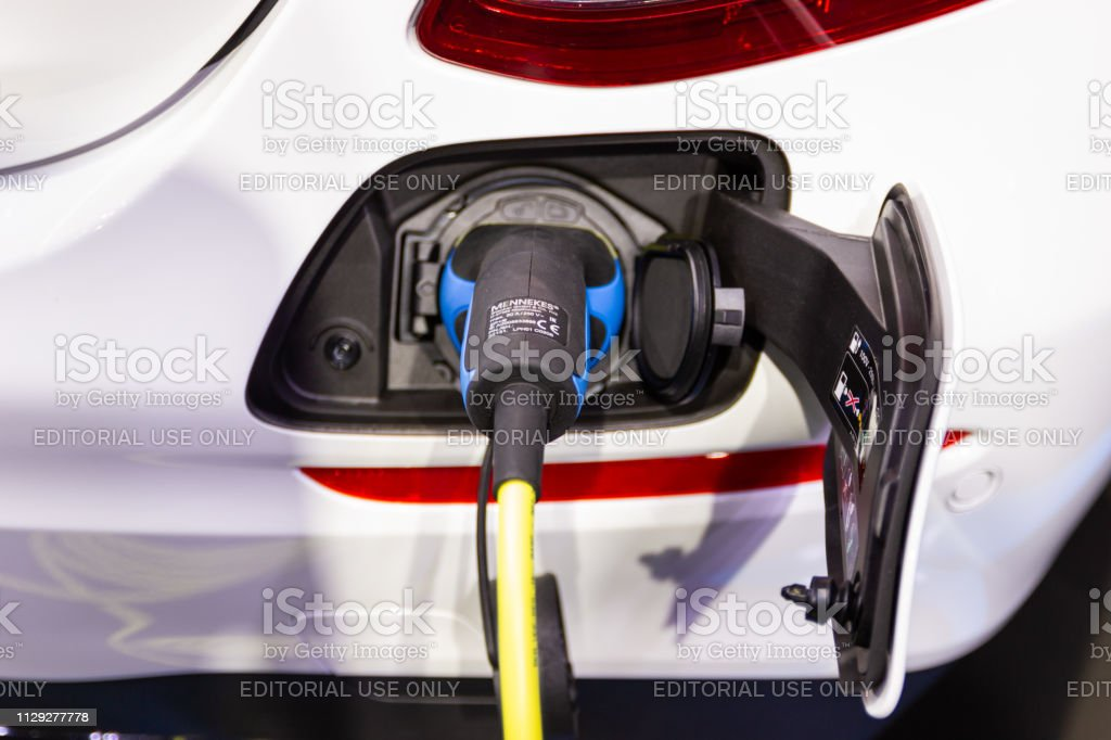 New Automotive Innovations, the charging the battery for the...