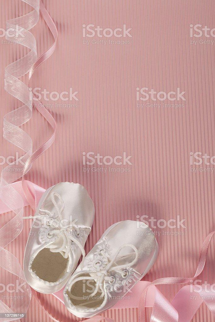 Neue baby Ankündigung – Foto