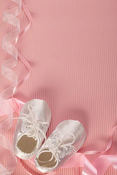 neue baby ankündigung - taufe fotos stock-fotos und bilder