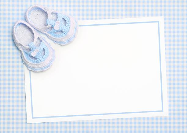 neue baby ankündigung - taufe texte stock-fotos und bilder