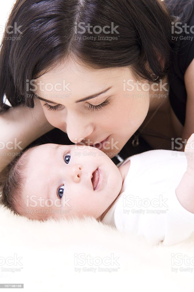 New Baby royalty-free stock photo