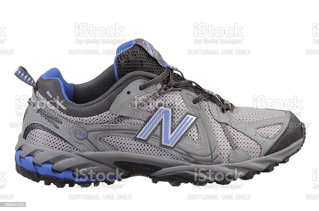 ca498c5916bad New Balance Trial Shoe 573 Stock Photo & More Pictures of Blue - iStock