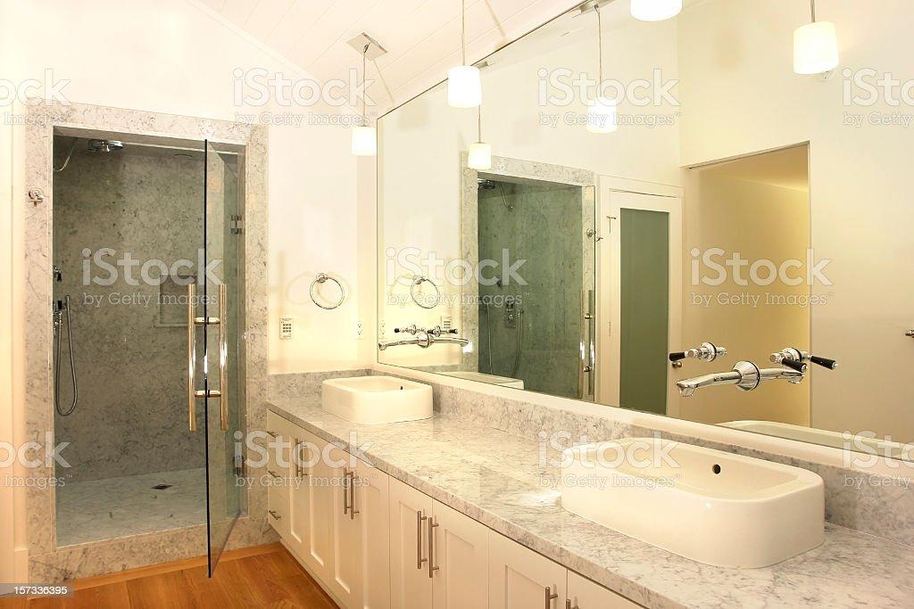 New Bath royalty-free stock photo