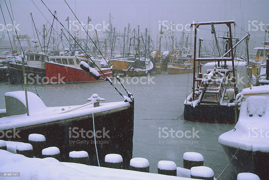 New Bedford royalty-free stock photo