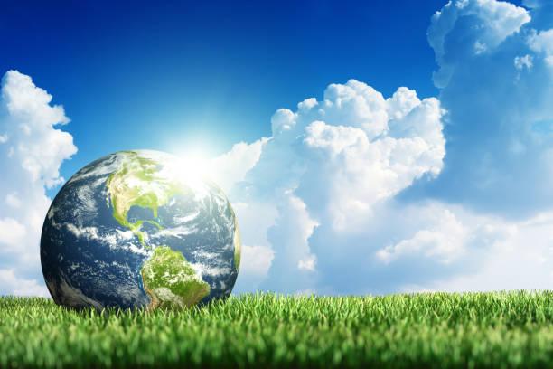 새 시작 - 기후 묘사 뉴스 사진 이미지