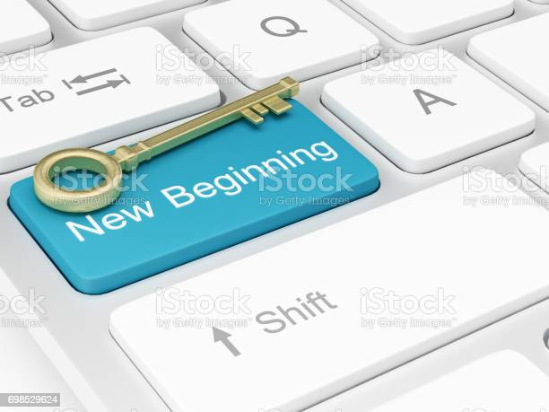 New beginning written on keyboard key picture id698529624?b=1&k=6&m=698529624&s=612x612&h=vsrs6l 0oi 0yqe87uojpvzvina3vlzlx ckwvztpiw=