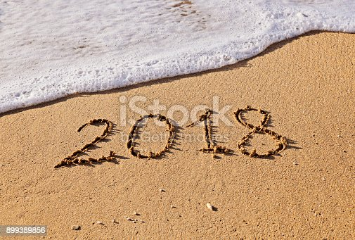 istock New beginnings and expectations concept in 2018 year 899389856