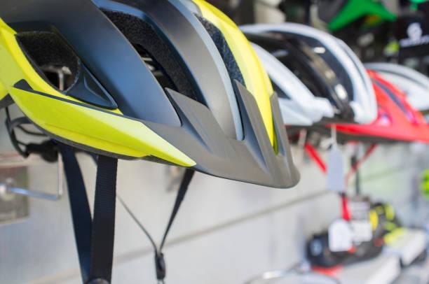 Neue Bike-Helme im Shop angezeigt – Foto