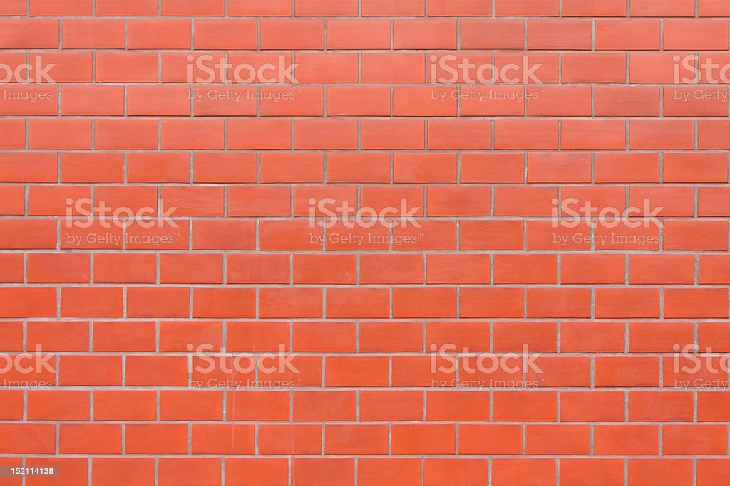 new brick wall background royalty-free stock photo