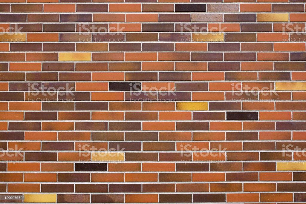 New brickwall stock photo