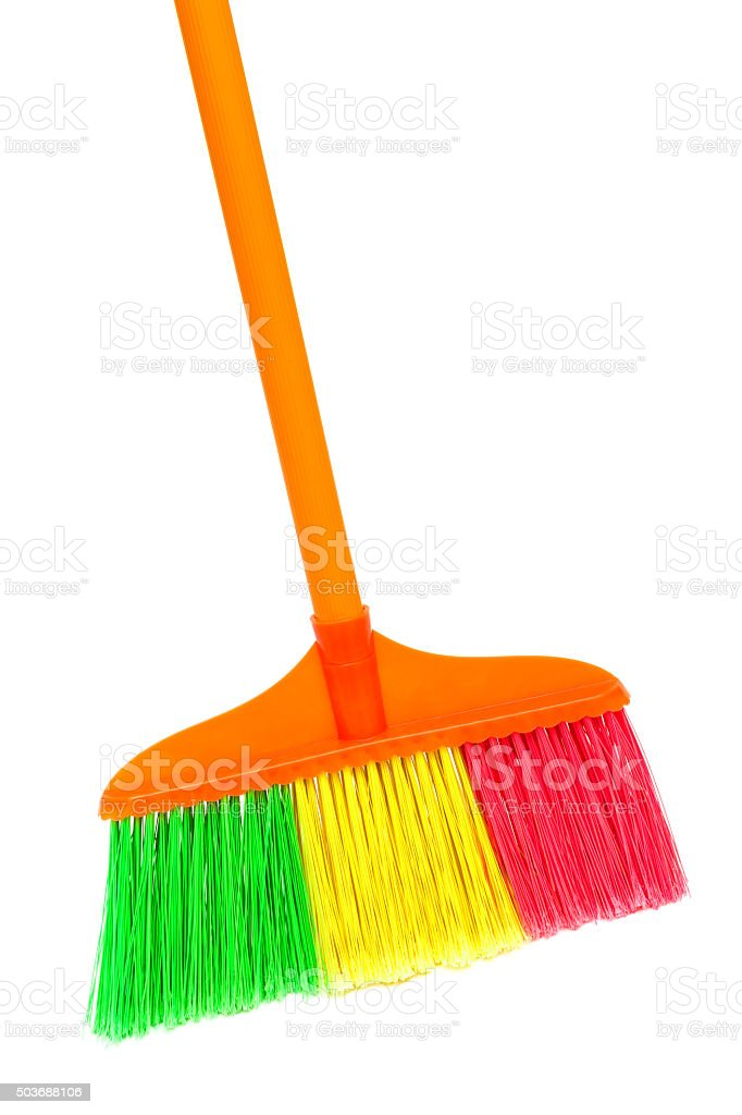 new brush stock photo