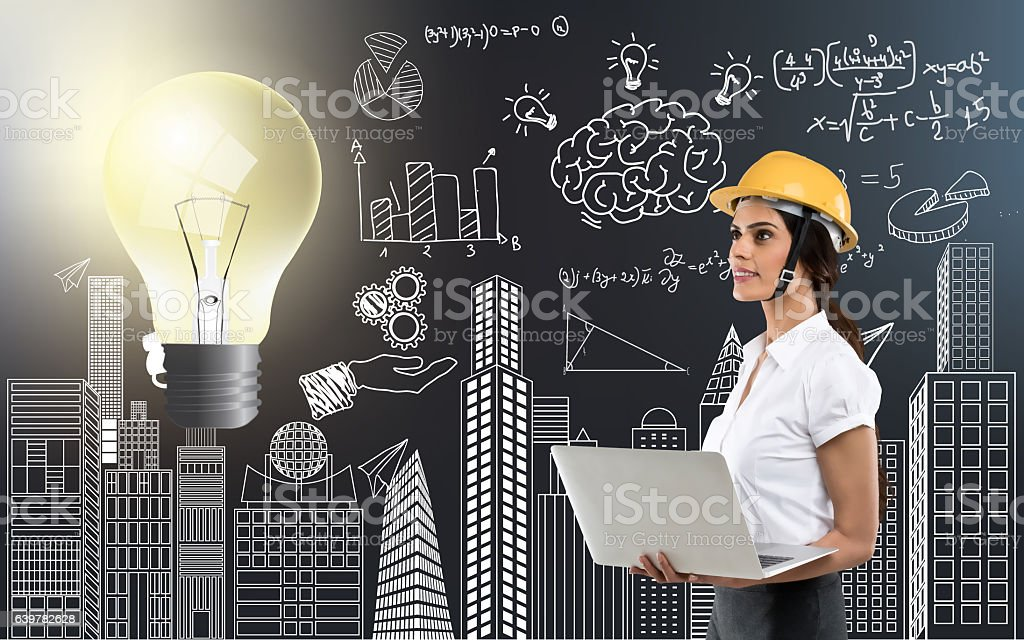 New business ideas concept stock photo