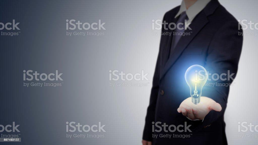Neue Business-Ideen-Konzept – Foto