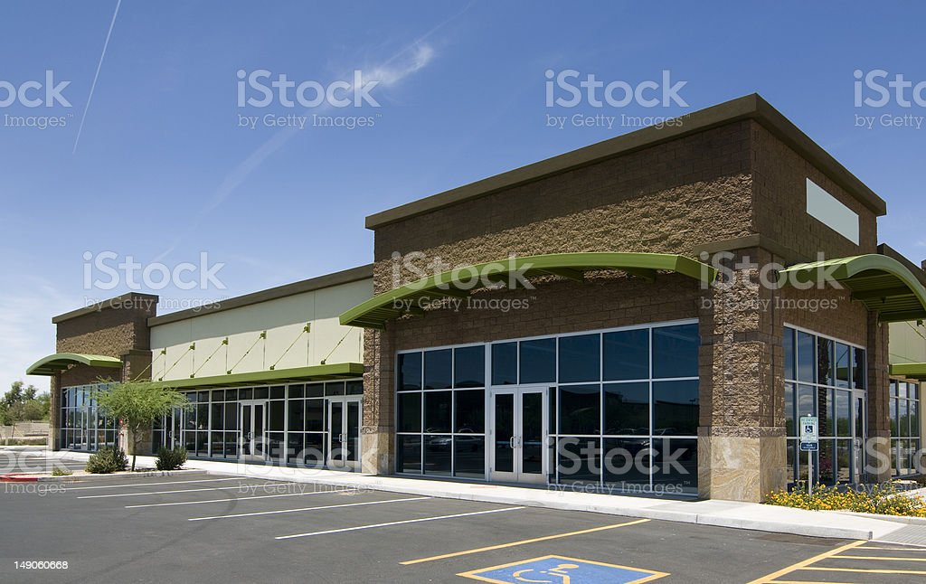 New Business Opening soon stock photo
