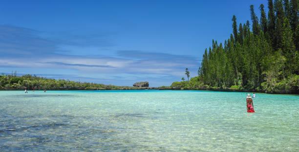 New Caledonia stock photo