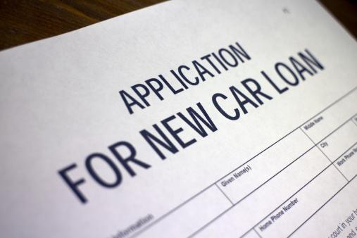 512011833 istock photo New car loan application 512156037