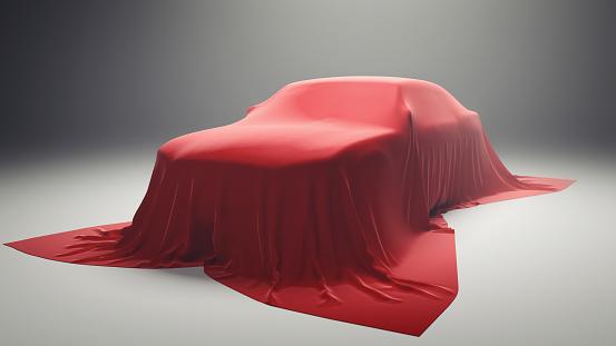 New Car Model Presentation