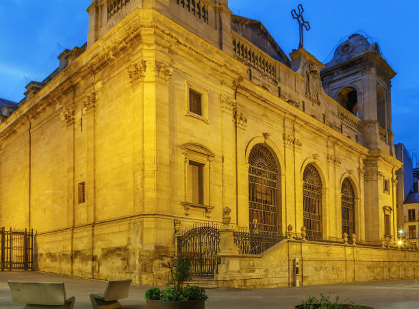 new cathedral of lleida, spain - lleida zdjęcia i obrazy z banku zdjęć