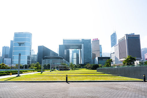 istock New Central Government Complex 1196568048