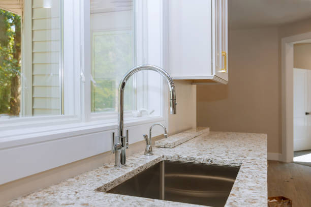 New classic kitchen in modern style a new sink in kitchen picture id1191804036?b=1&k=6&m=1191804036&s=612x612&w=0&h=5y3nlggi9j9zao7nth7ymmm 0l9xz2oqpk6srepa7ws=