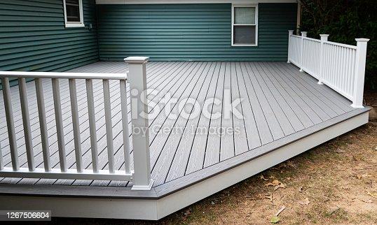 istock New composite deck 1267506604