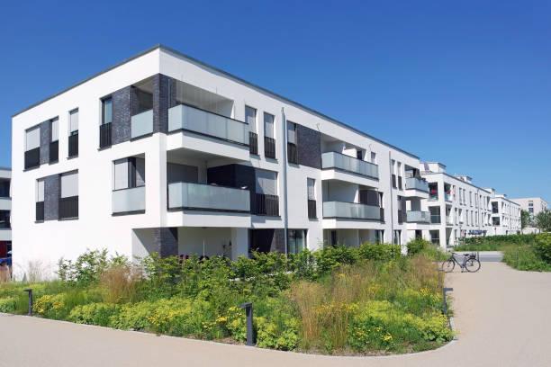 Neue Eigentumswohnungen – Foto