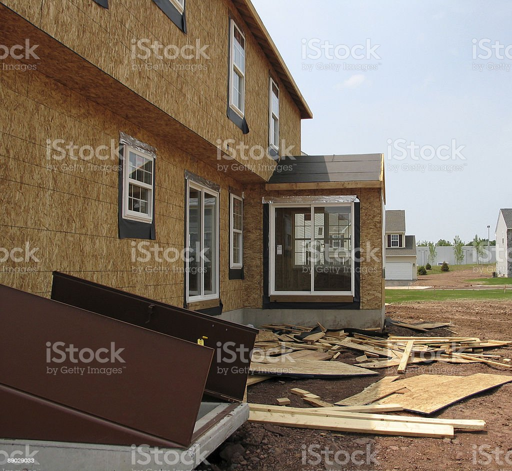New Construction stock photo