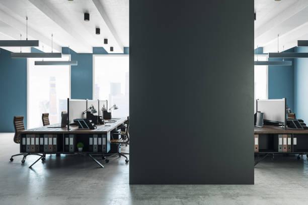 Neue Coworking-Interieur mit Exemplar – Foto