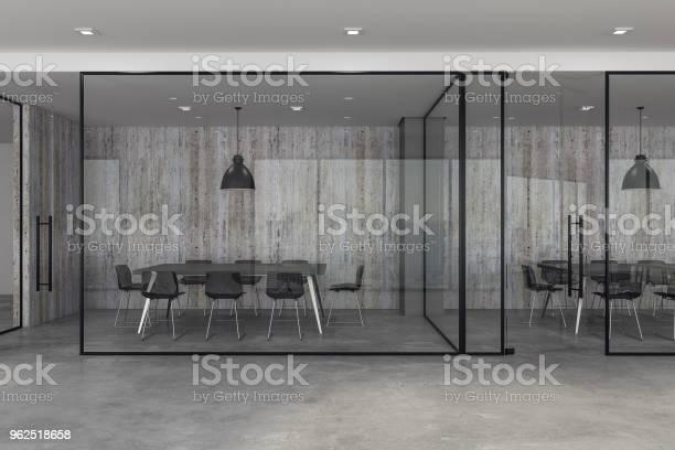 Foto de Coworking Novo Interior Do Escritório e mais fotos de stock de Apartamento