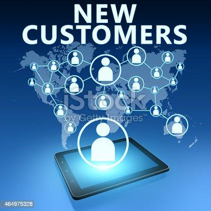 istock New Customers 464975328