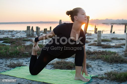 istock New Day Begins with Meditation 479283292