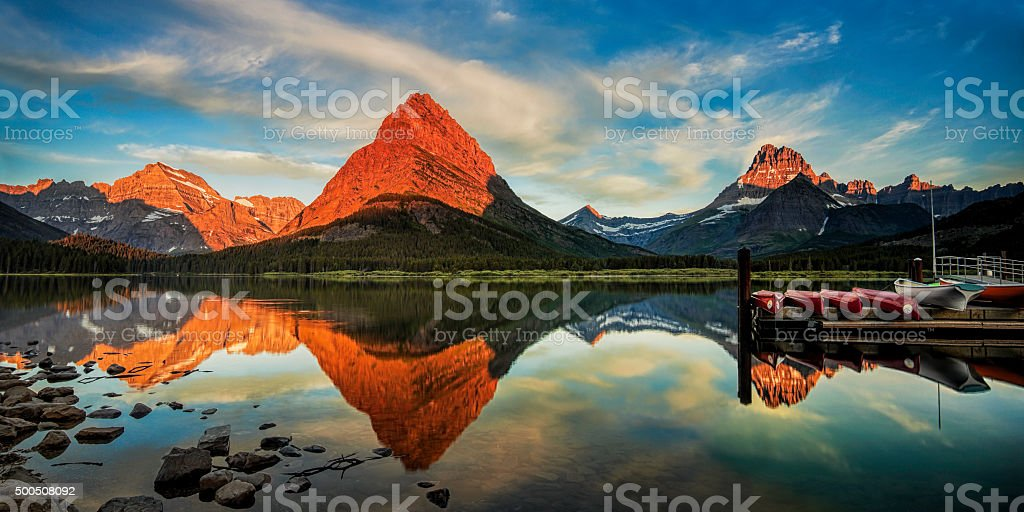 New Day Dawning stock photo