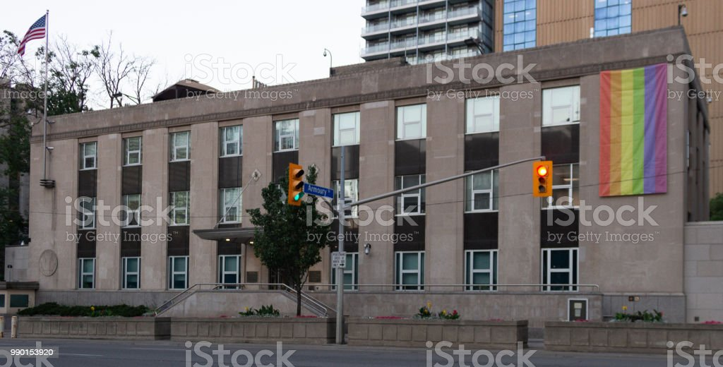 New Day for Ontario stock photo