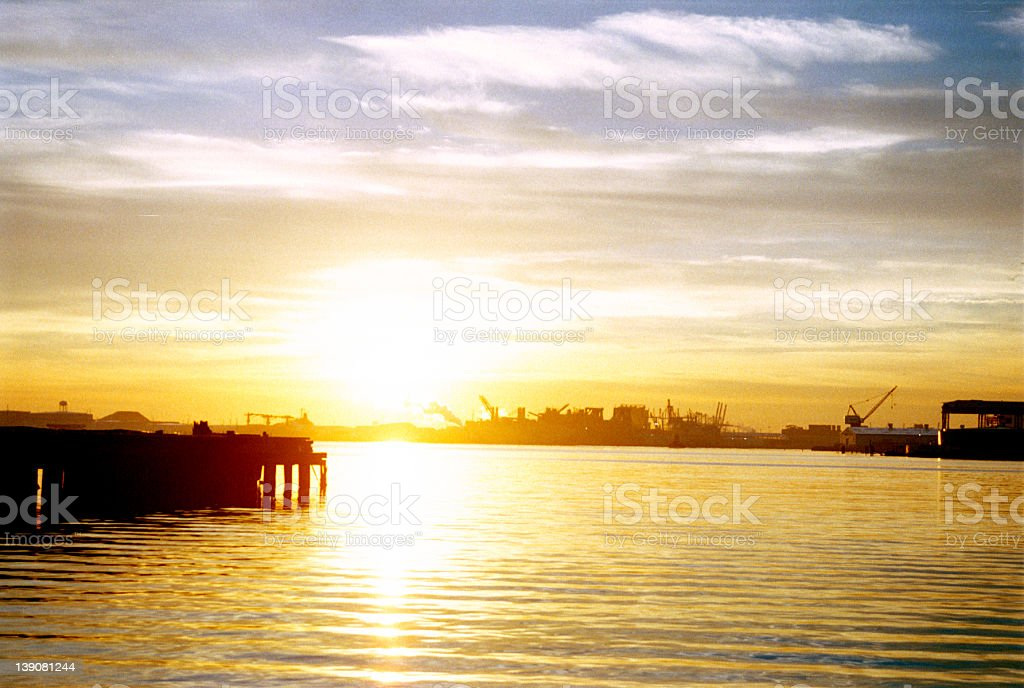 A New Day royalty-free stock photo