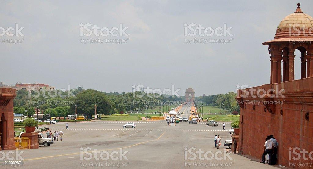 New Delhi royalty-free stock photo