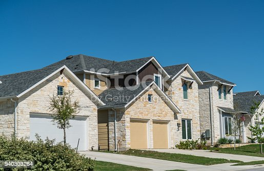 istock new development suburb in Austin, Texas 940303264