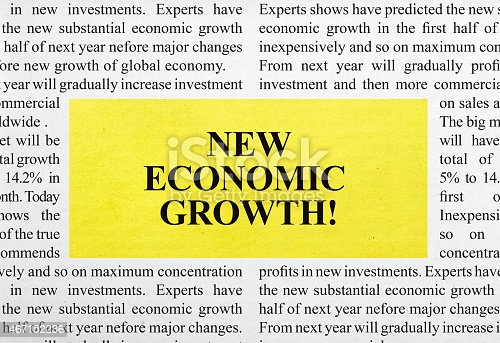 istock New economic growth ad 467152236