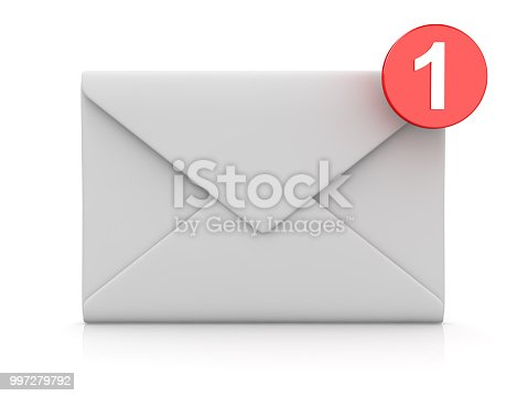 istock New E-mail in the Inbox 997279792