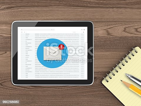 istock New email online message communication 990268680
