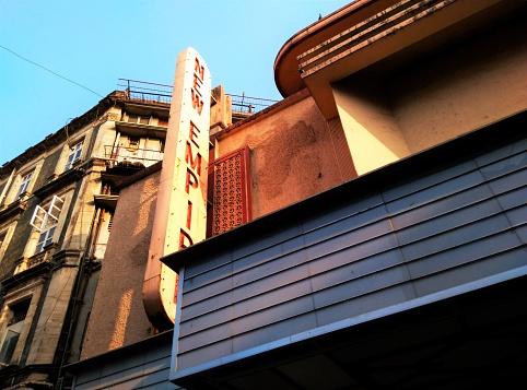 New Empire Cinema Hall Stock Photo - Download Image Now