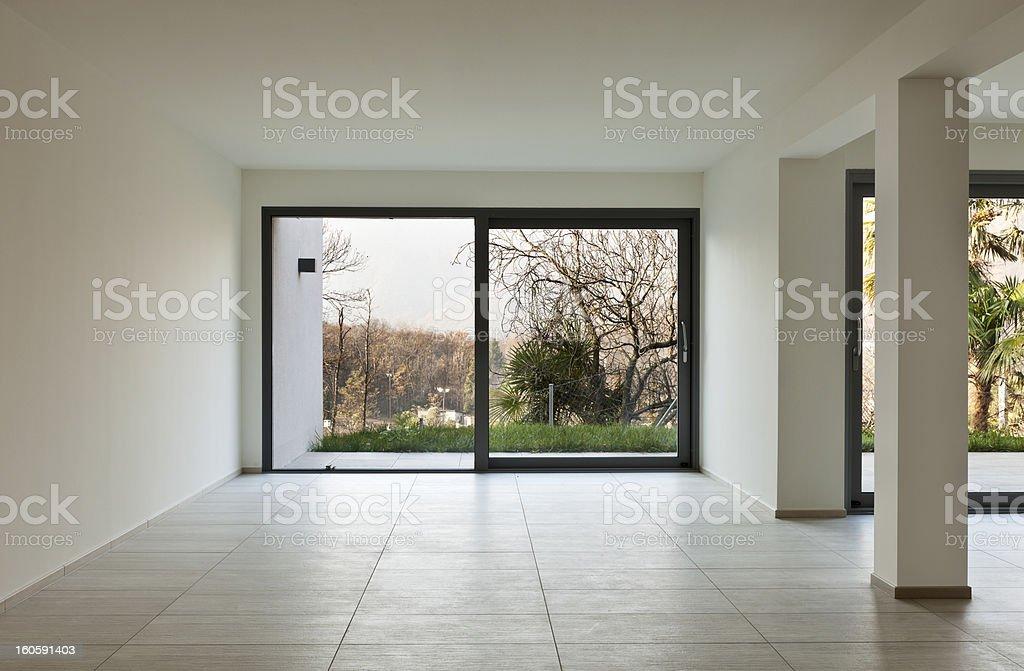 new empty apartment royalty-free stock photo